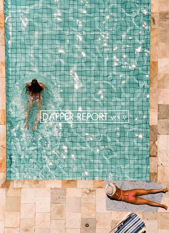 Dapper Report vol.9 main