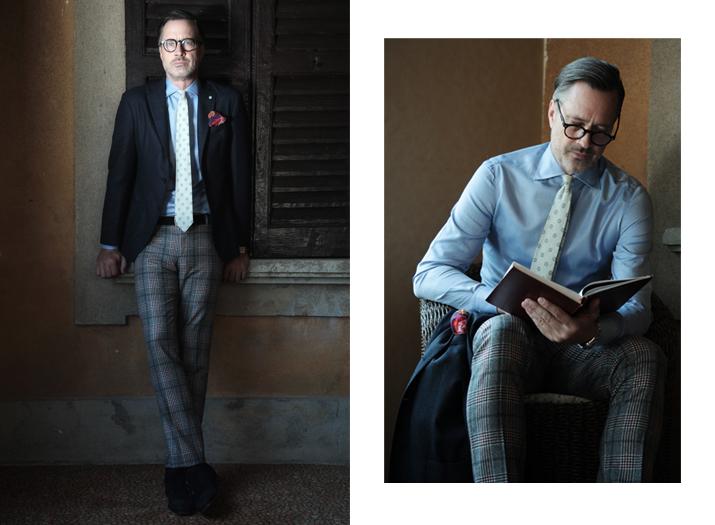 Finamore SS14 Lookbook menswear italian style 3