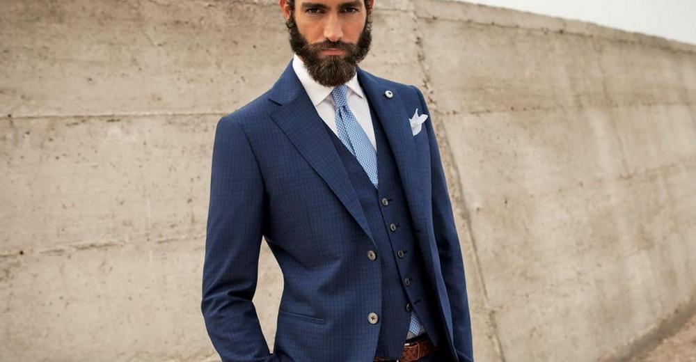 L.B.M. 1911 SS14 Lookbook men's fashion suits 1
