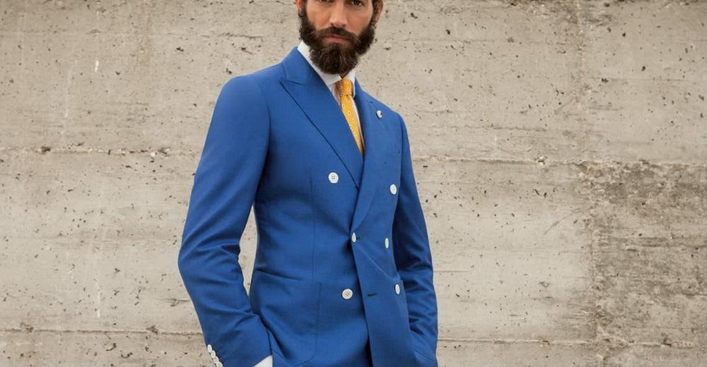 L.B.M. 1911 SS14 Lookbook men's fashion suits 5