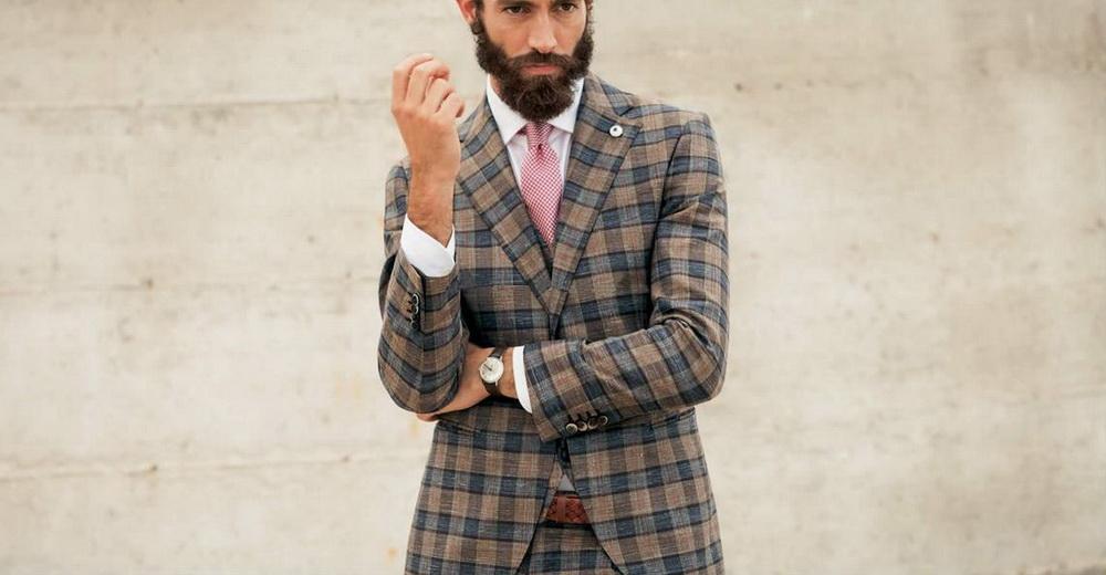 L.B.M. 1911 SS14 Lookbook men's fashion suits 6