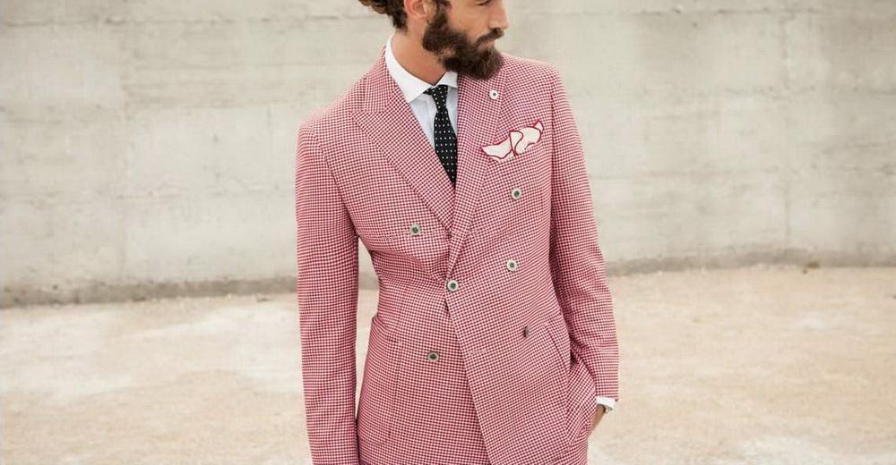 L.B.M. 1911 SS14 Lookbook men's fashion suits 7