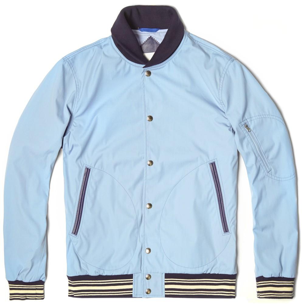 Nanamica Varsity Jacket