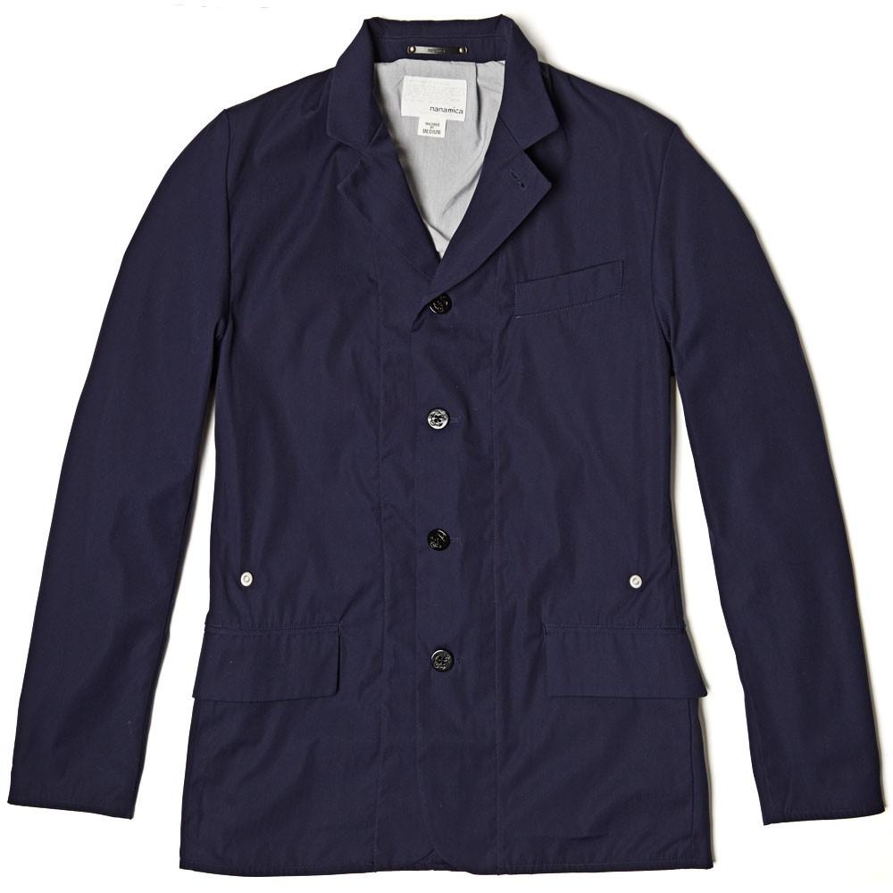 Navy Club Jacket