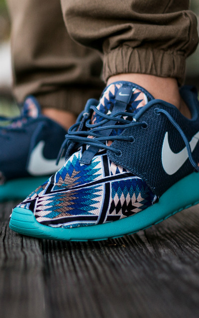 Roshe Run Men Custom Nike roshe run custom