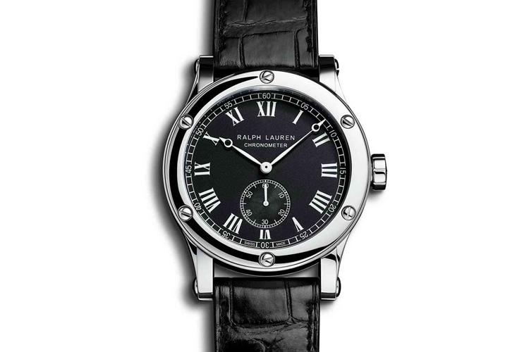 Ralph Lauren Cartier Inspired chronometer dress watch
