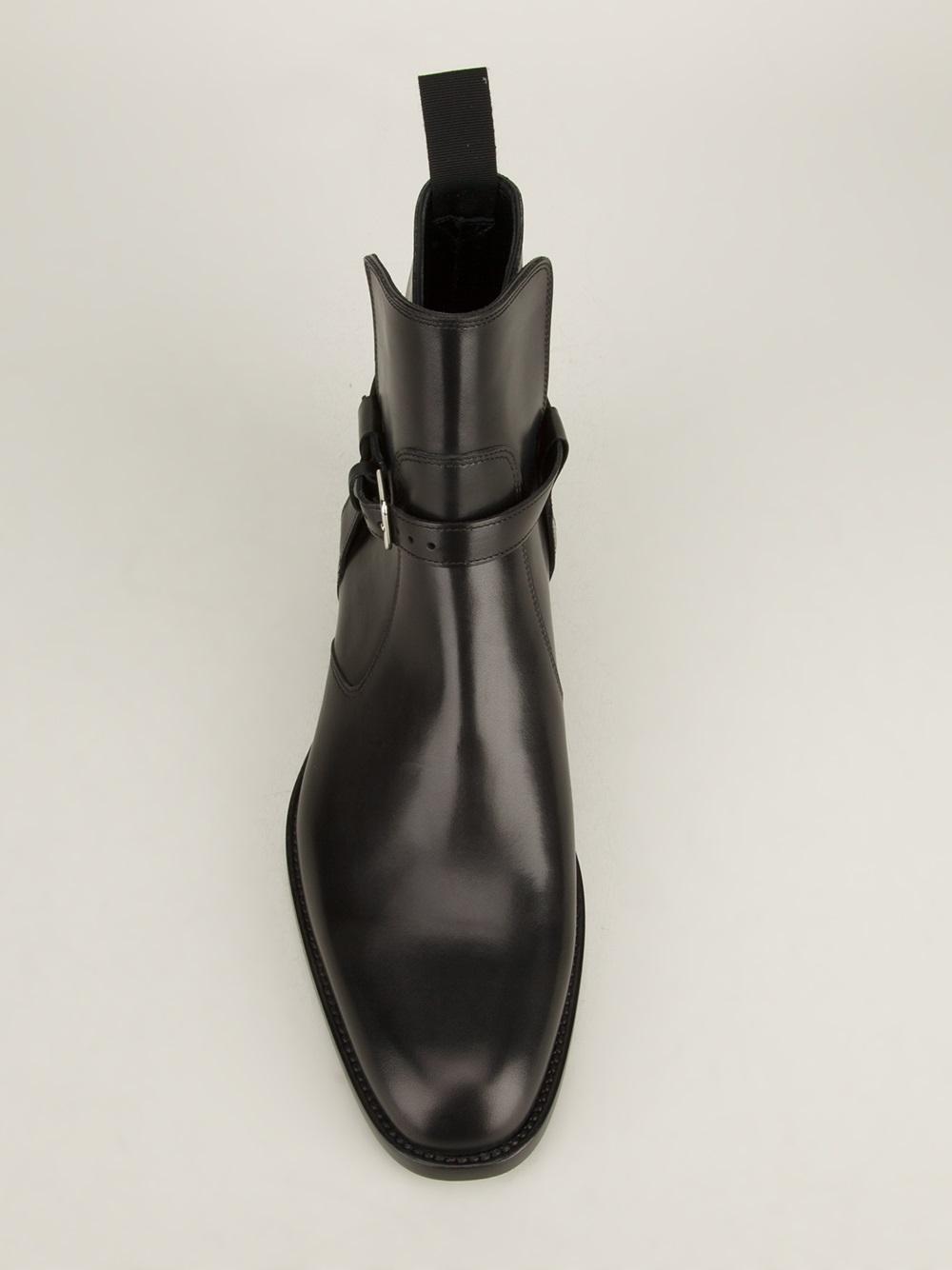 Signature Jodhpur Boot beautiful silhouette