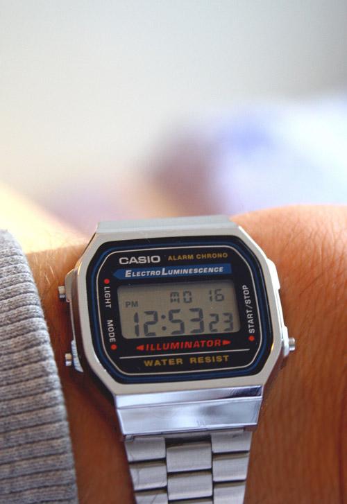 Wolf of Wall Street Timex watch Jordan Belfort