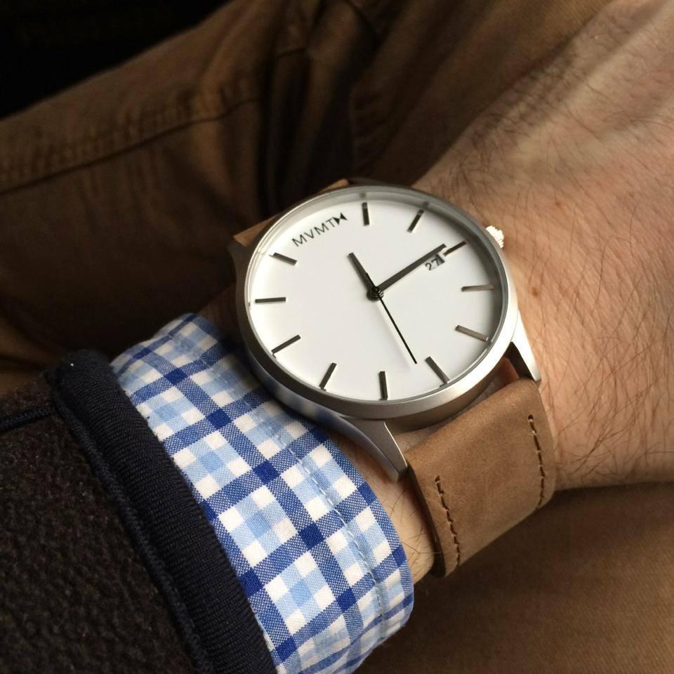 Business Casual MVMT Watch