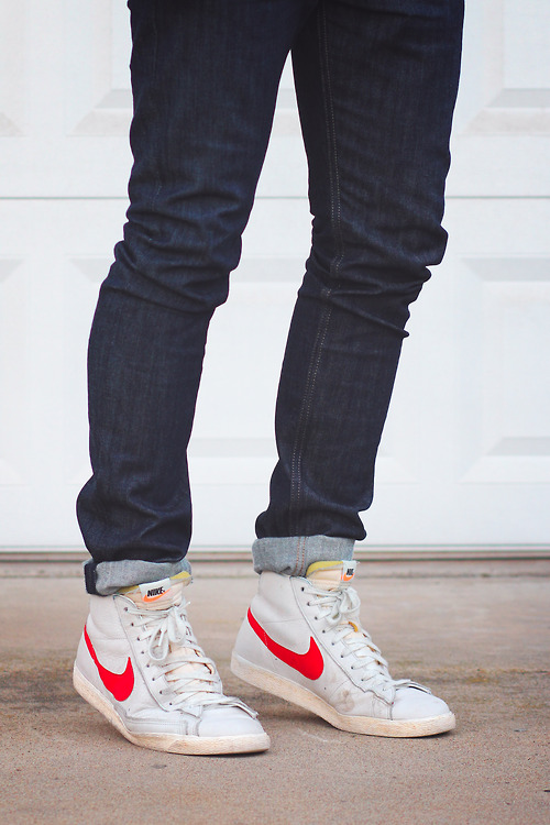 Dapper Report vol.9 34 jeans kicks