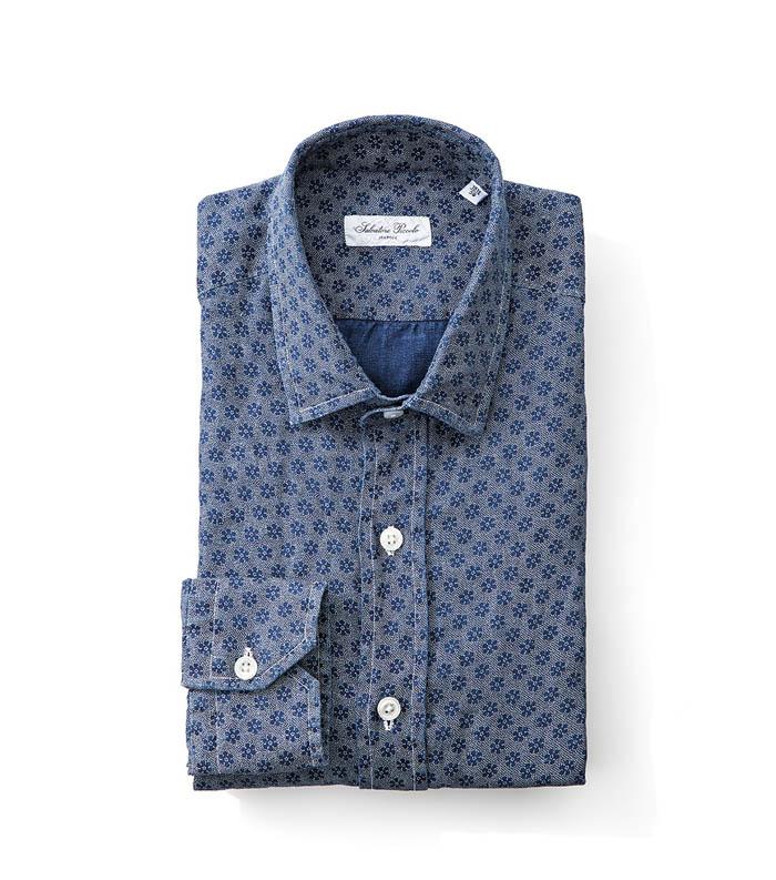 Handcrafted Linen Shirt