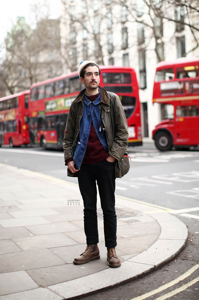 Layers At London Fashion Week Soletopia