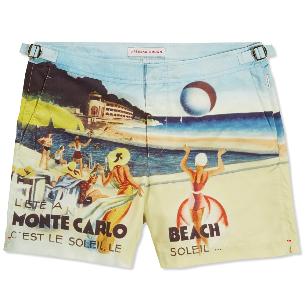 Monte Carlo Beach swim shorts Orlebar Brown