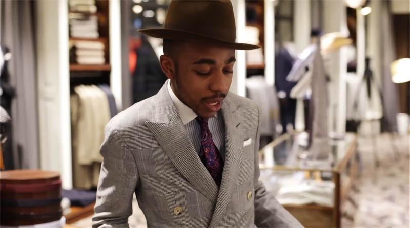 Sartorial 7 Discuss Hackett #menswear #suits #fashion