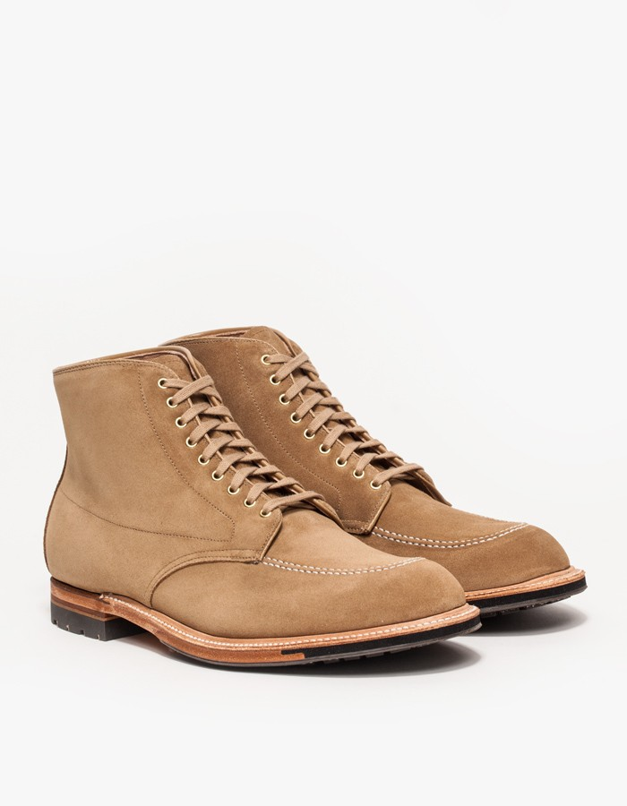 Union Hill Indy Boot tan suede 1