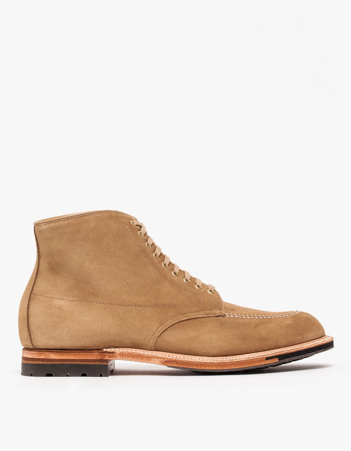 Union Hill Indy Boot tan suede 2