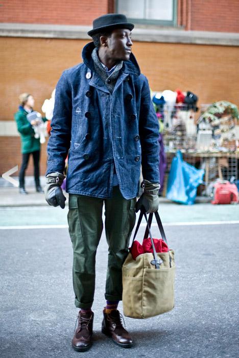 Well Done DB Denim Jacket #streetstyle