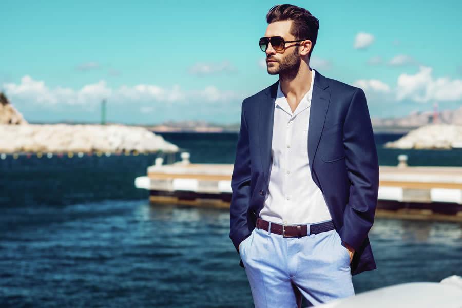 Austin Reed SS14 Menswear Lookbook 1