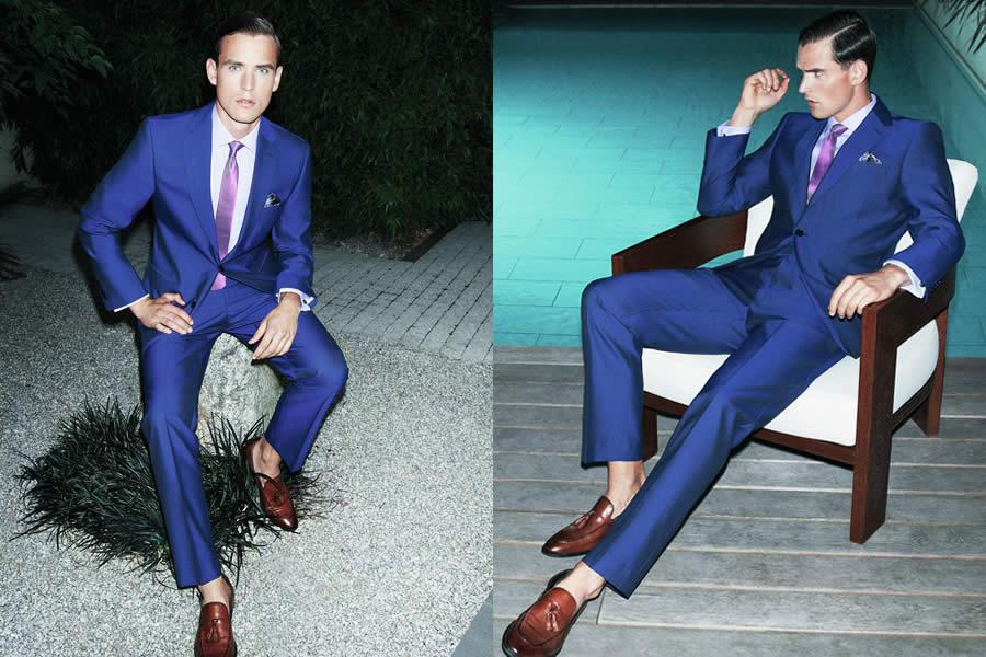 Austin Reed SS14 Menswear Lookbook 6