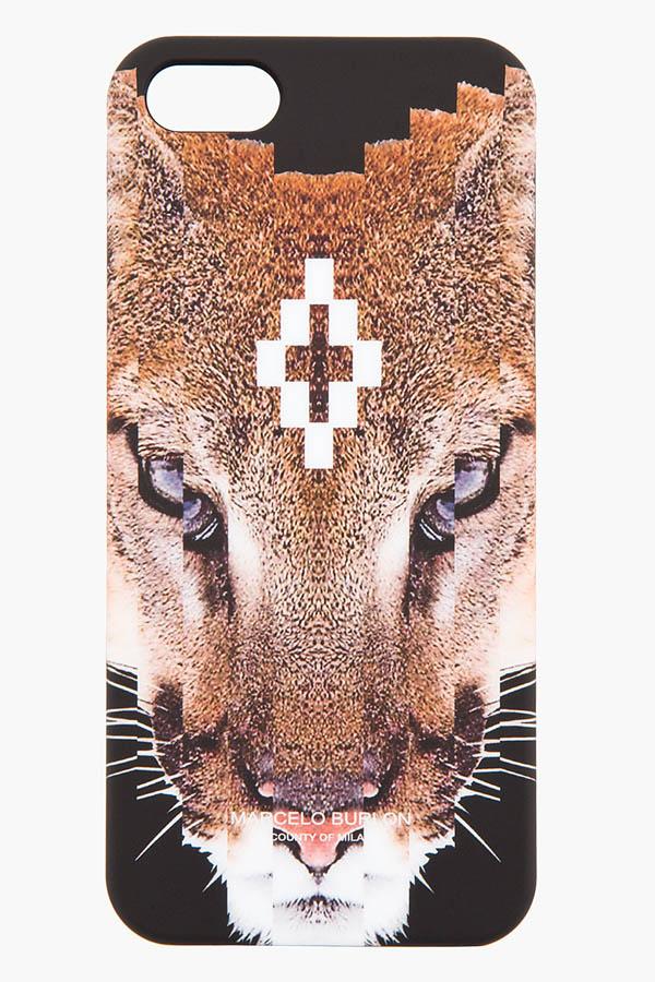 Animal Print iPhone 5 Cases MArcelo Burlon puma
