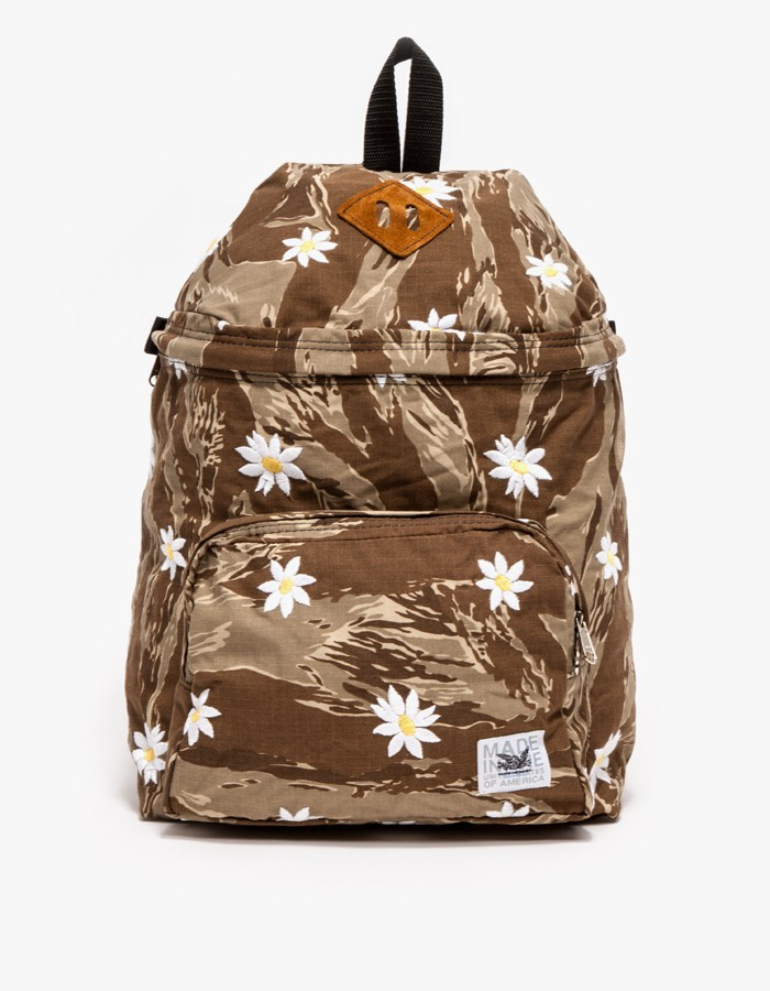 Daisy Tiger Camo Backpack, Mark McNairy (green)