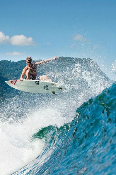 Dapper Report vol.10 41 hawaiian snowboarding