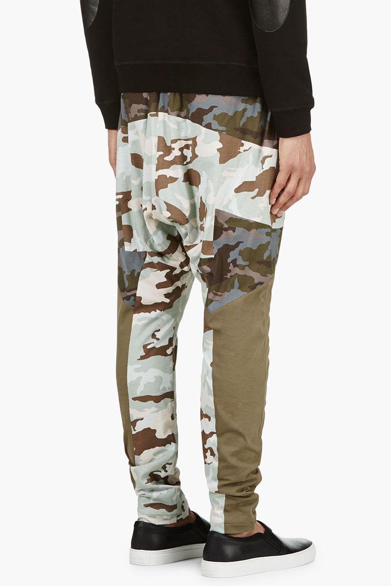 Givenchy Camo Low Crotch 2