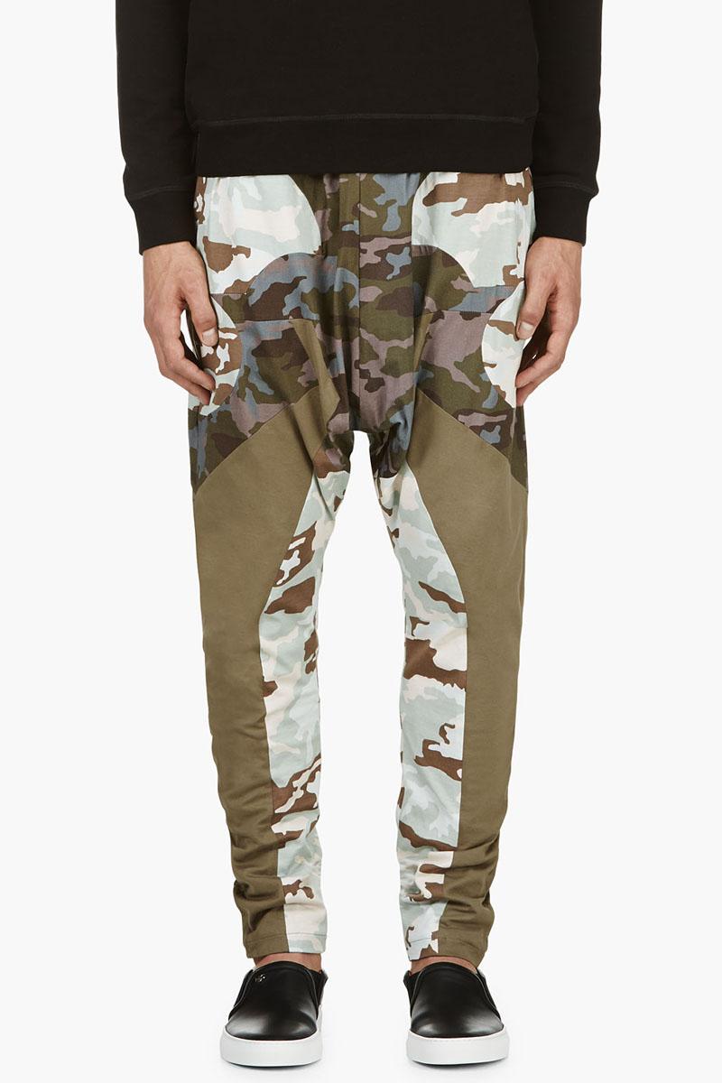 Givenchy Camo Low Crotch 3