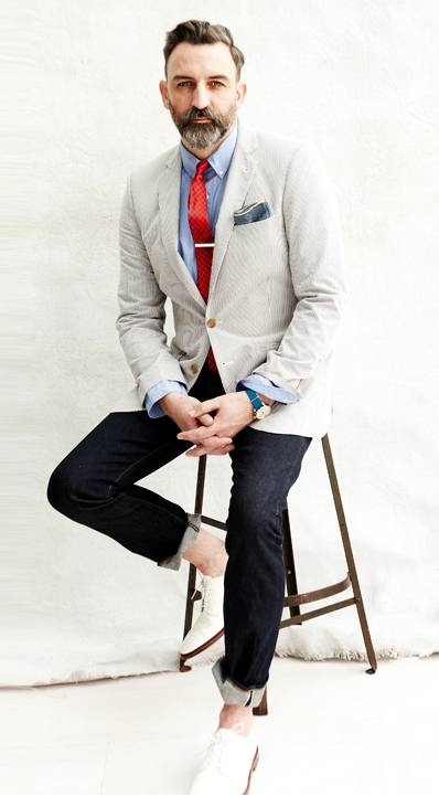 J.Crew Men's Fashion