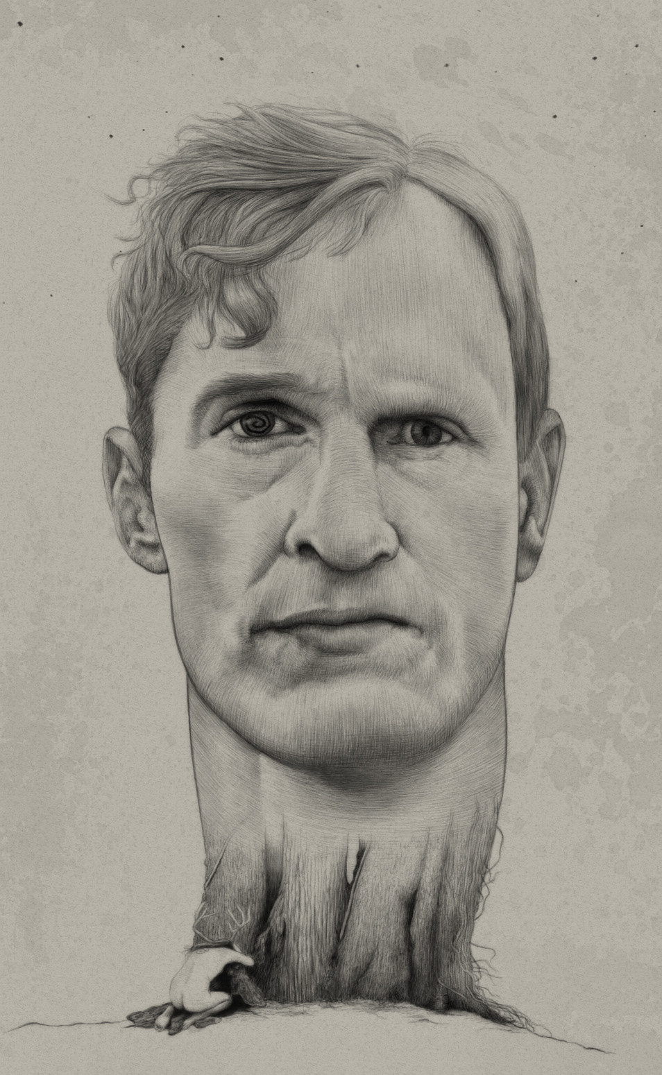 Rust Hart True Detective fan art soletopia