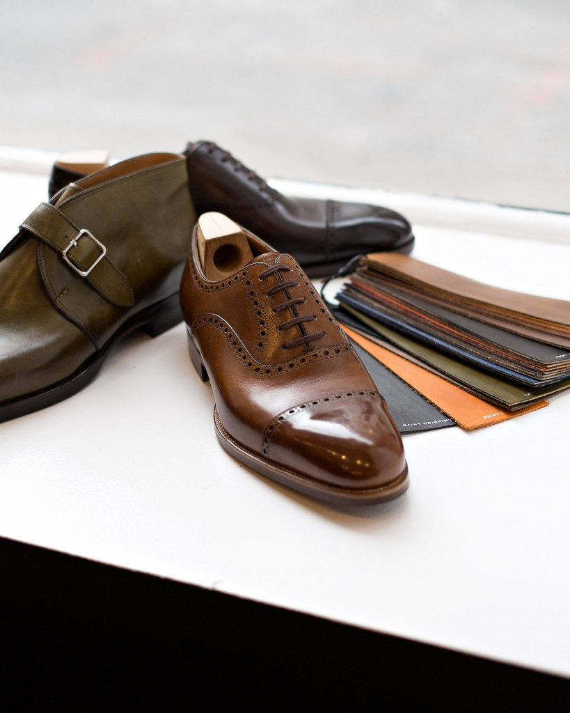 St. Crispin's Trunk Show mens dress shoes 1