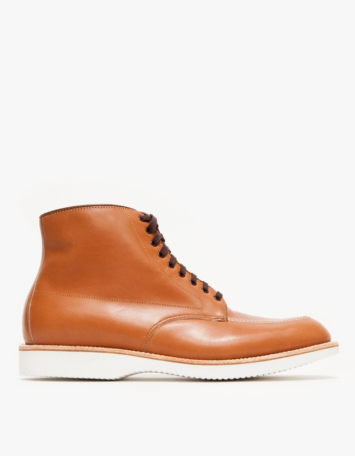 White Sole Alden Boot Indy Seven Hills 1