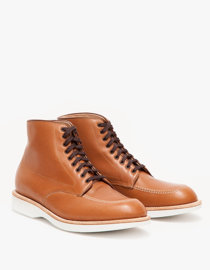 White Sole Alden Boot Indy Seven Hills 3