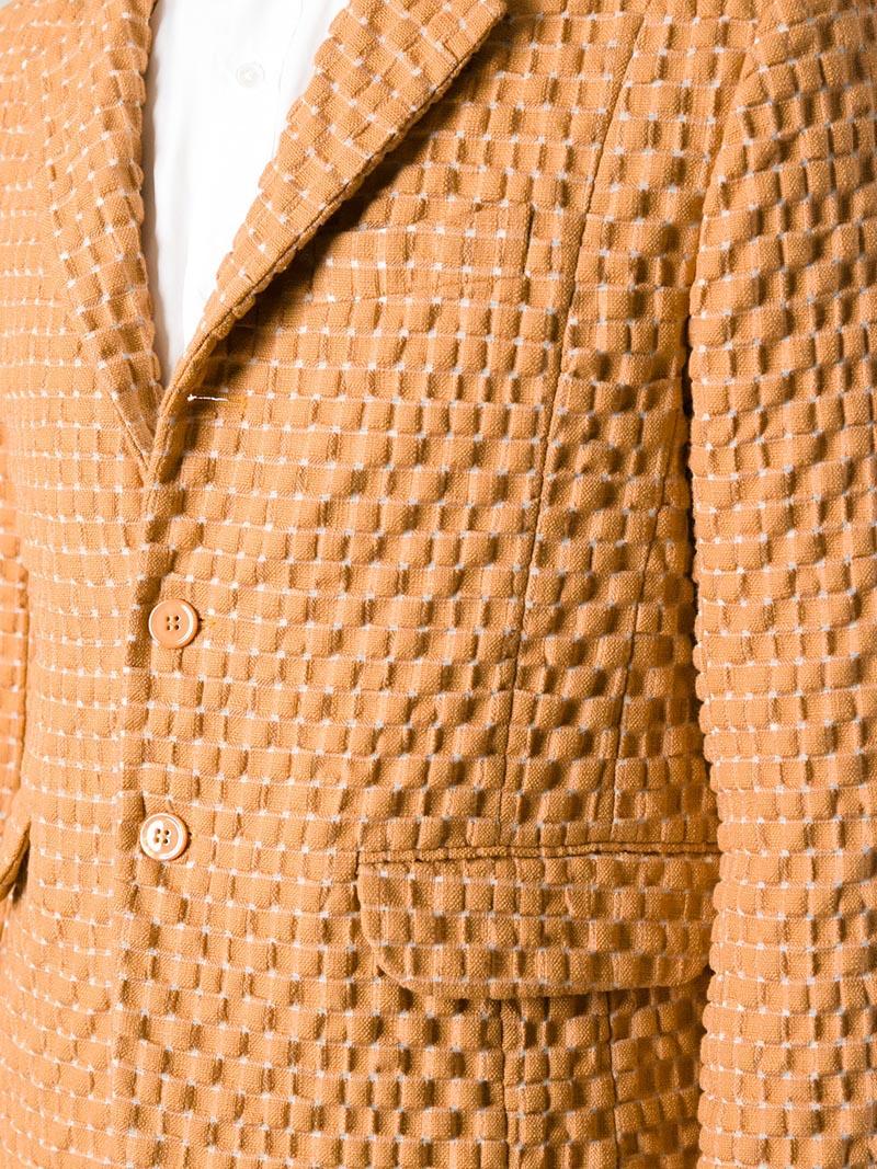 Mens Cotton Blazer Jacket
