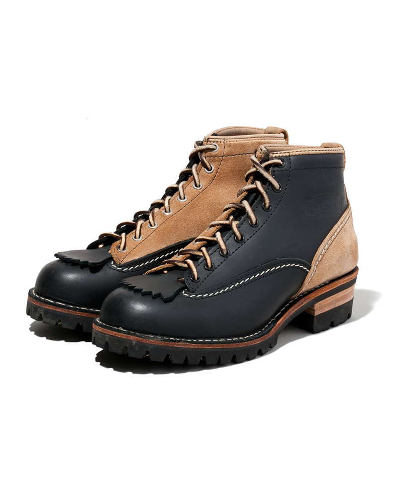 2Face CL Boots by Neighborhood × Wesco 1