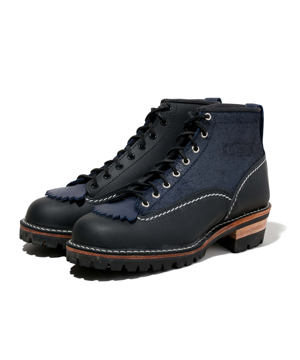 2Face CL Boots by Neighborhood × Wesco 2