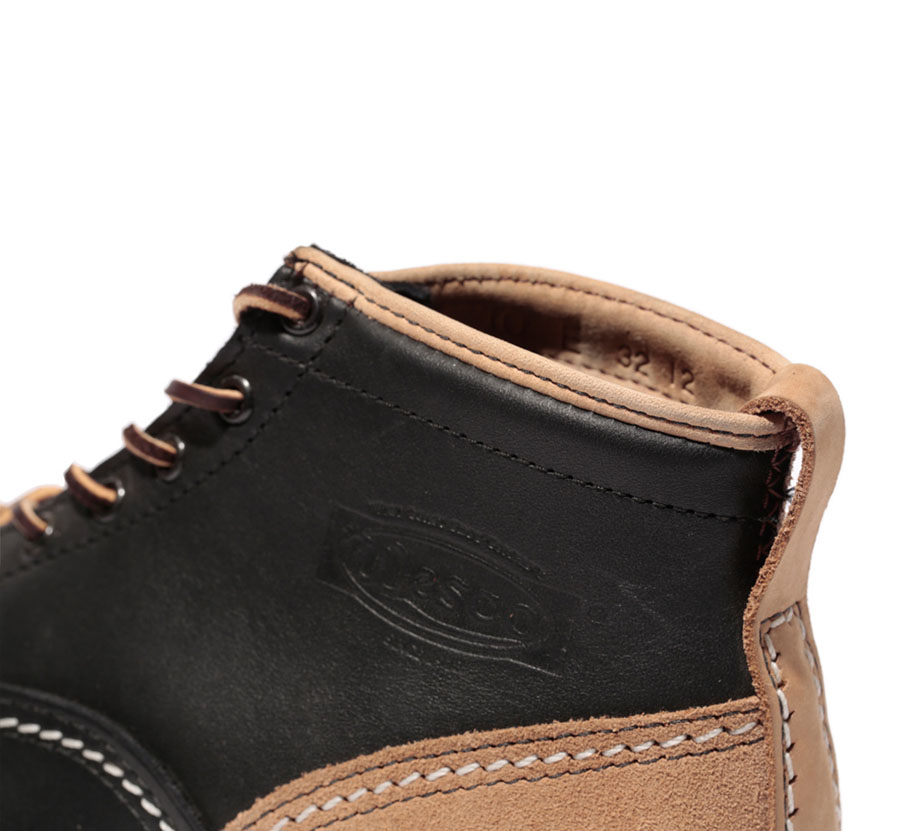 2Face CL Boots by Neighborhood × Wesco 3