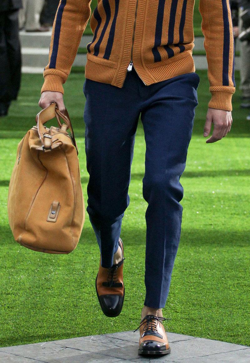 Berluti SS14 Menswear Fashion