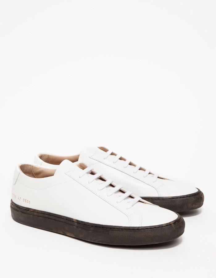 Camo Sole Achilles by Common Projects 1