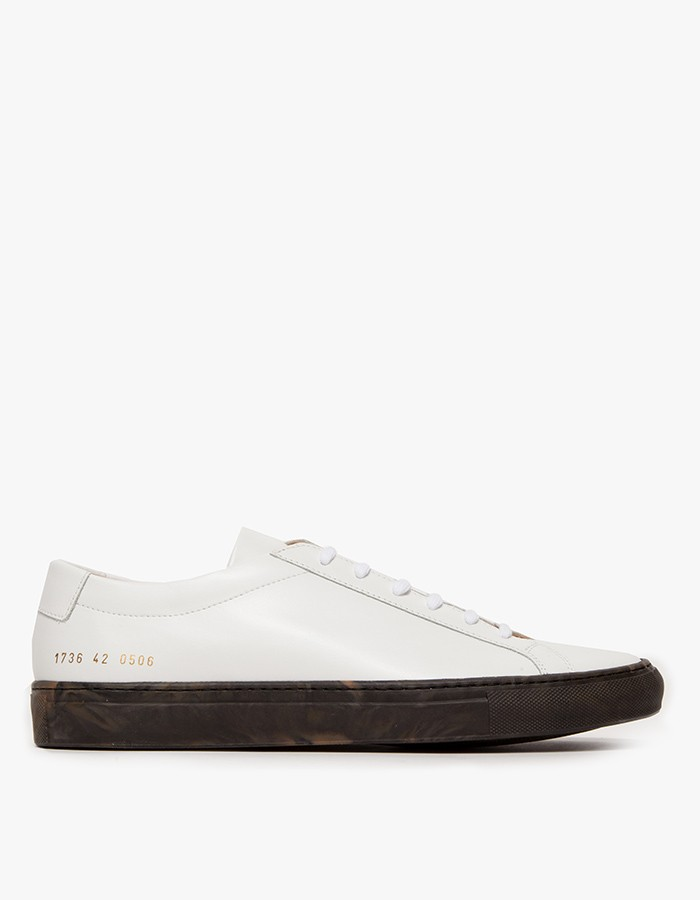 Camo Sole Achilles by Common Projects 4