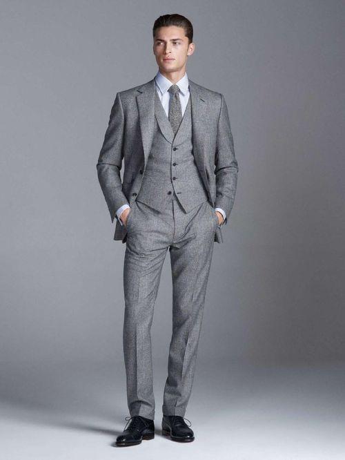 Gieves & Hawkes FW13 Ready to Wear Lookbook 1