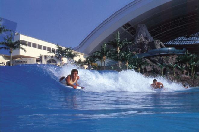 Japan's Super Terrific Indoor Beach 3