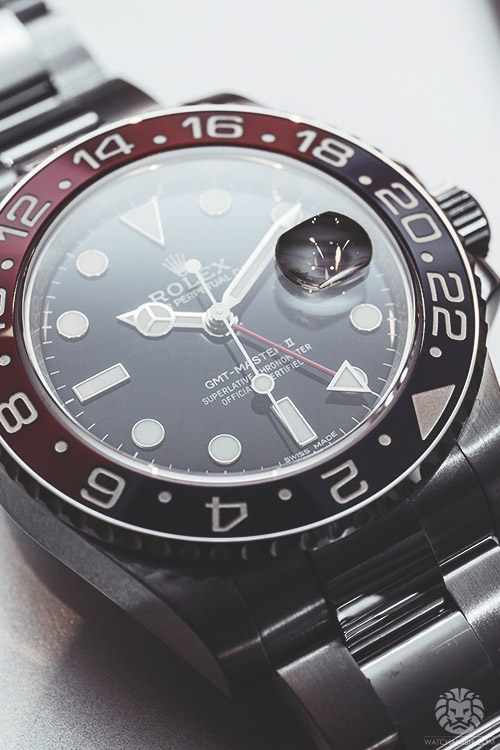 Must Have Rolex, Oyster GMT Master II