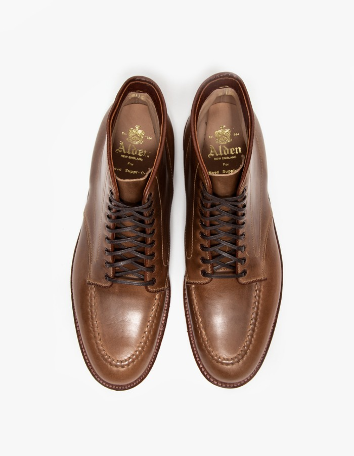 Real Man Boots Alden Gamble's Hill Indy 2