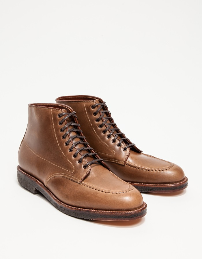 Real Man Boots Alden Gamble's Hill Indy 4