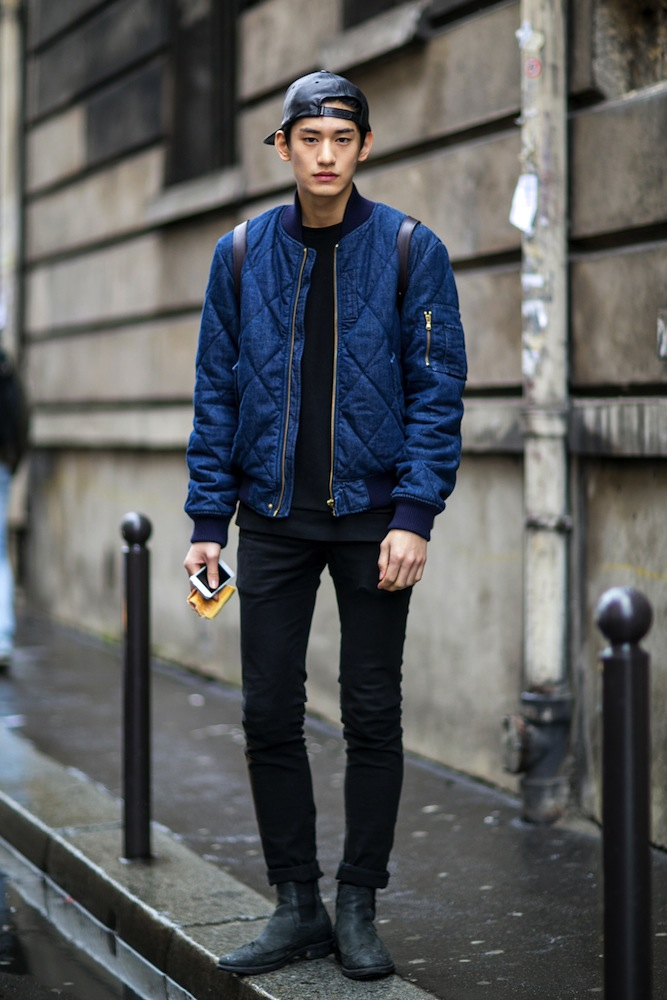 Street Style At Paris Fashion Week Soletopia