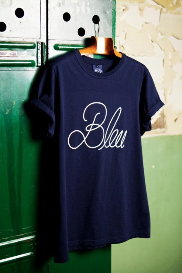 Bleu de Paname SS14 Shirt