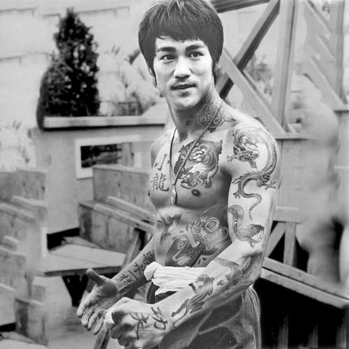 Bruce Lee Prison