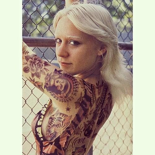 Chloe Sevigny Tattoos