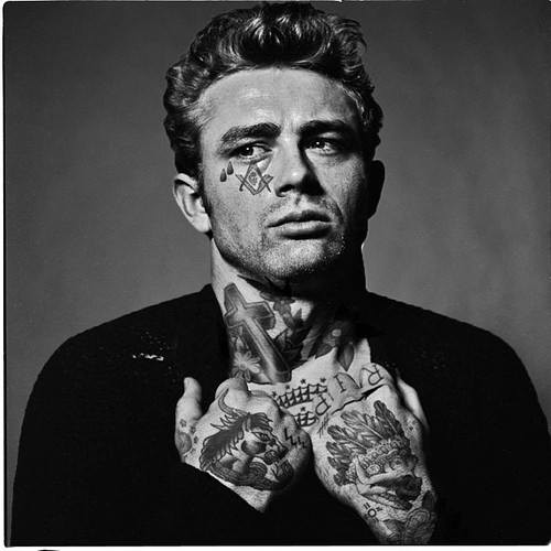 James Dean Tattoos
